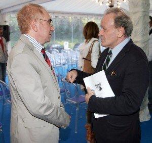 Il rettore Luigi Lacchè e l'assessore regionale Pietro Marcolini