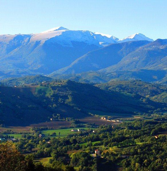 I monti Sibillini (Foto di Paolo Cruciani)