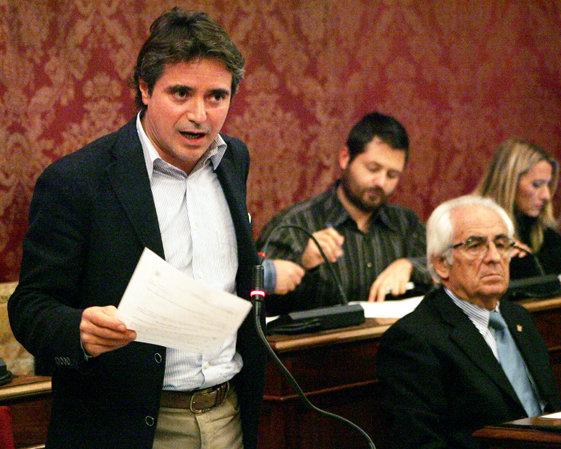 Fabio Pistarelli, capogruppo di Forza Italia