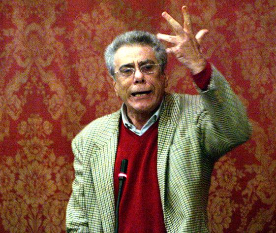Il consigliere Guido Garufi, capogruppo del Centro Democratico