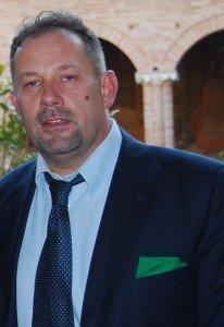 L'assessore alla sicurezza al comune di Tolentino, Giovanni Gabrielli