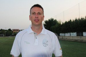 Marco Bonfigli, allenatore del Montemilone
