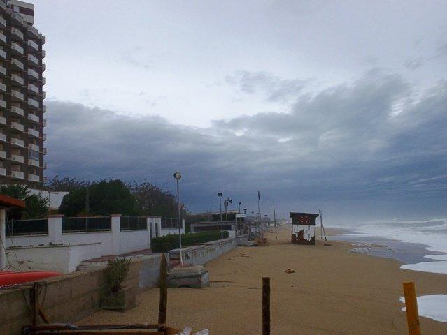 Lido Bello e Lido Bello Beach prima della mareggiata