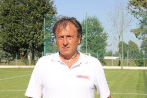 Francesco Moriconi, tecnico dell'Helvia Recina