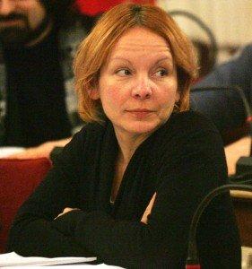 Gabriella Ciarlantini, presidente della IV Commissione