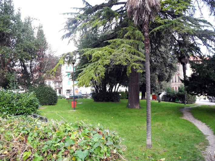 I giardini Diaz