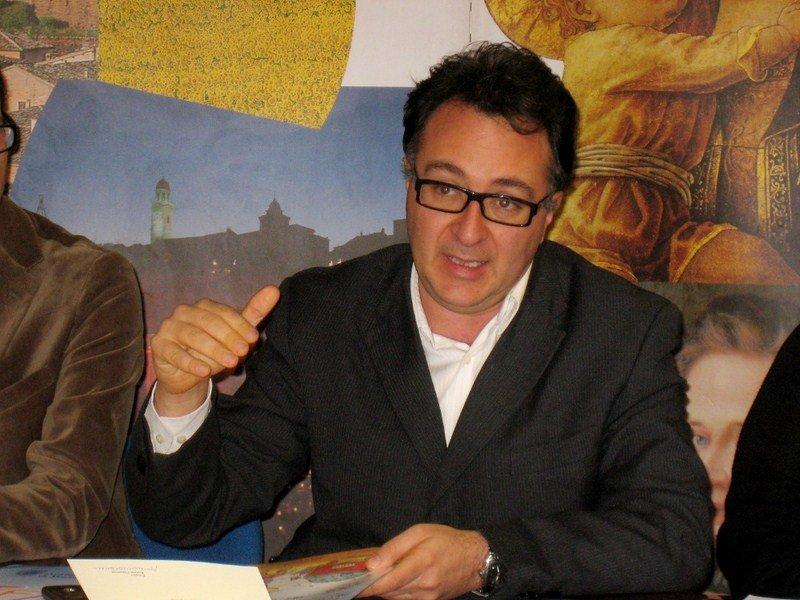 Il consigliere Massimiliano Bianchini