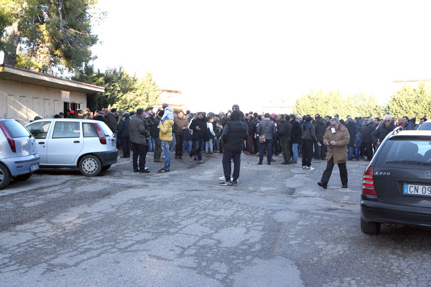 Il botteghino dell'helvia Recina domenica in occasione della gara Maceratese-Ancona rimarrà chiuso