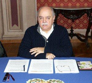 Antonio Pettinari, presidente della Provincia