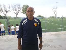Fausto Curzi, allenatore della Juniores della Recanatese