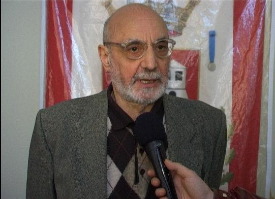 Dario Conti, sindaco di Camerino