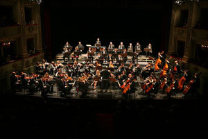 La Filarmonica orchestra marchigiana