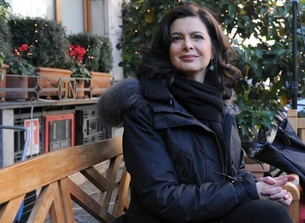 Il presidente del Consiglio Laura Boldrini