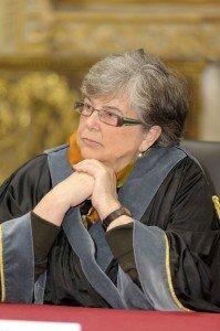"""Barbara Pojaghi, preside di Scienze della comunicazione, ha promosso il documento """" """"Fermiamo la violenza sulle donne"""""""