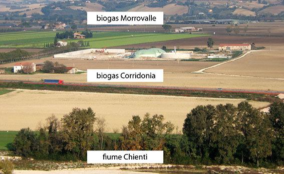 biogas sarrocciano