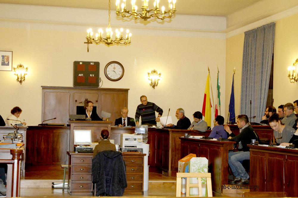 Il consiglio comunale di Civitanova