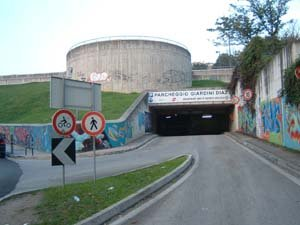 L'ingresso del ParkSì