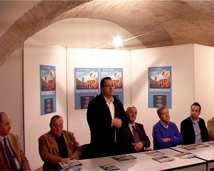 Conferenza stampa Premio Marche 2