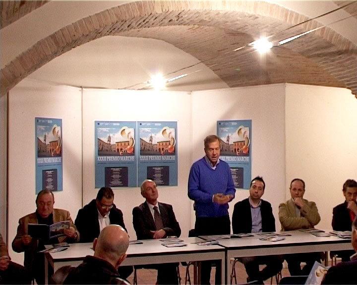 Conferenza stampa Premio Marche 3