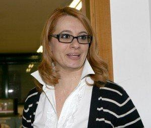 La deputata Irene Manzi