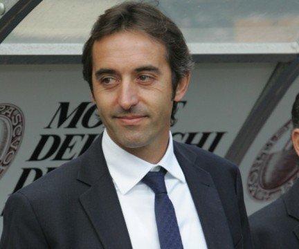 L'allenatore Marco Giampaolo