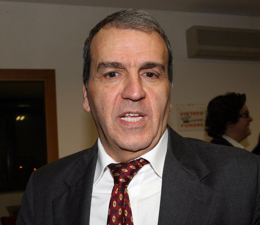 Il Senatore Mario Morgoni
