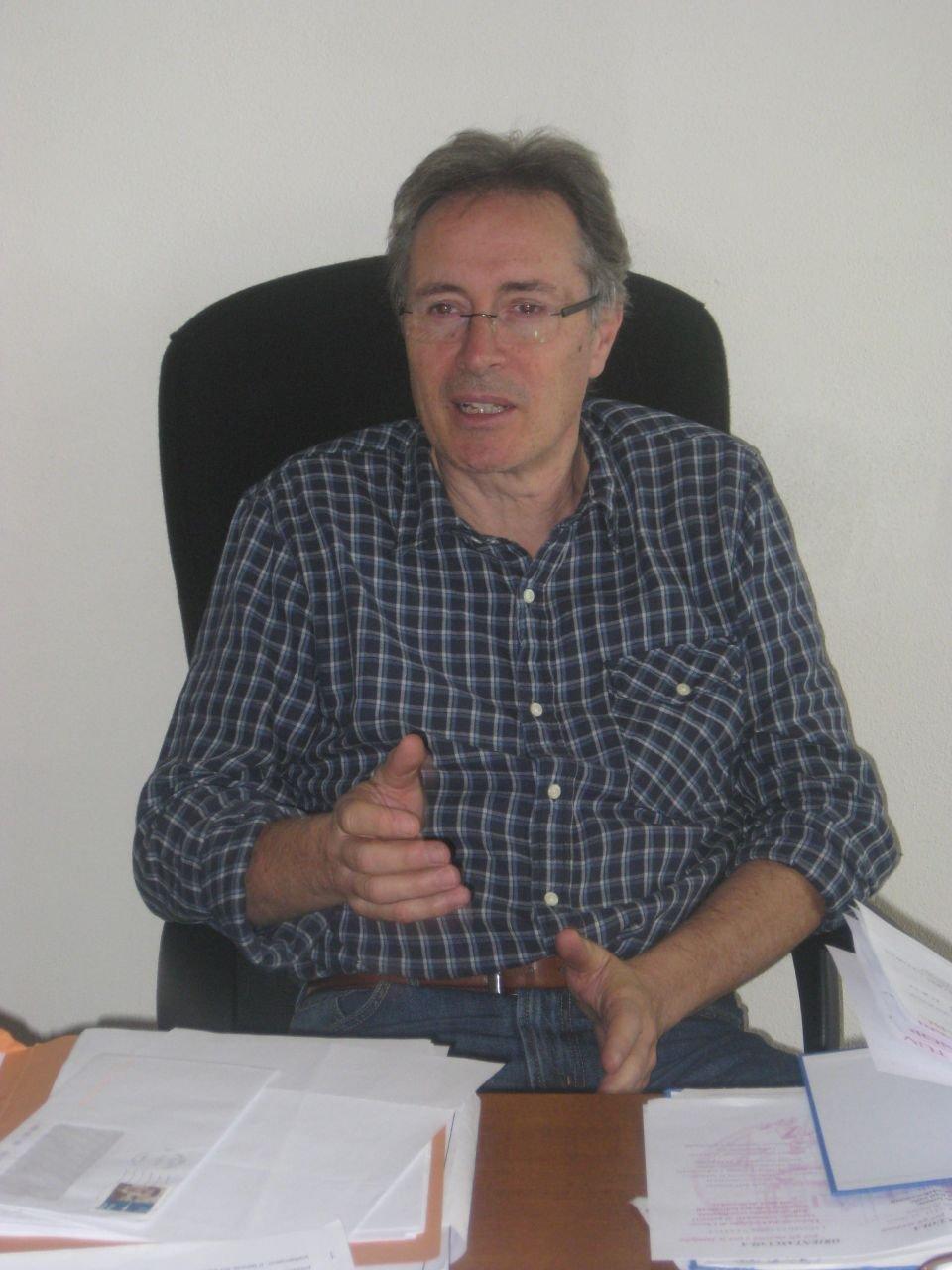 Piergiorgio Balboni, assessore allo sport del Comune di Civitanova