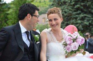 Francesco Fiordomo e Silvia Giommi si sono sposati il 28 maggio 2011