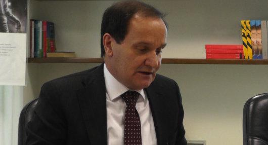 Il direttore generale di Banca delle Marche Luciano Goffi
