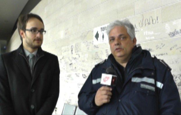 Marco Guzzini e Salvatore Zizzi