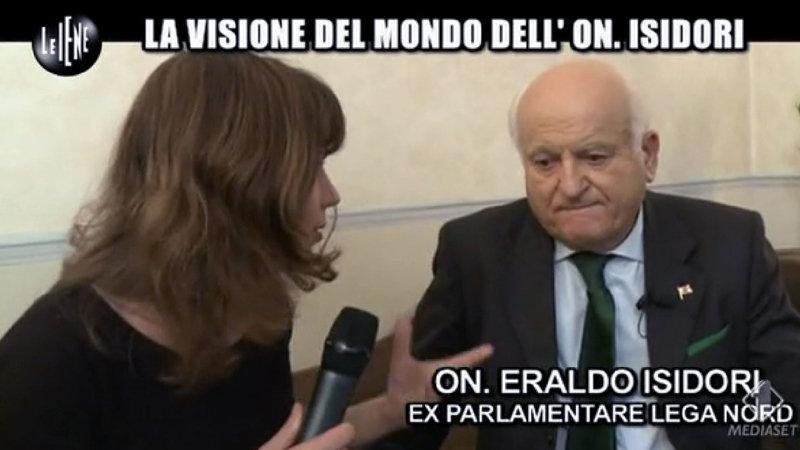 """Eraldo Isidori a """"Le Iene"""""""