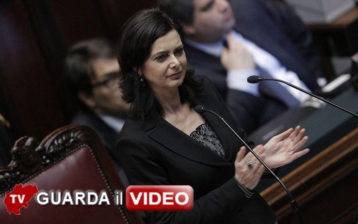 Il discorso di insediamento di Laura Boldrini