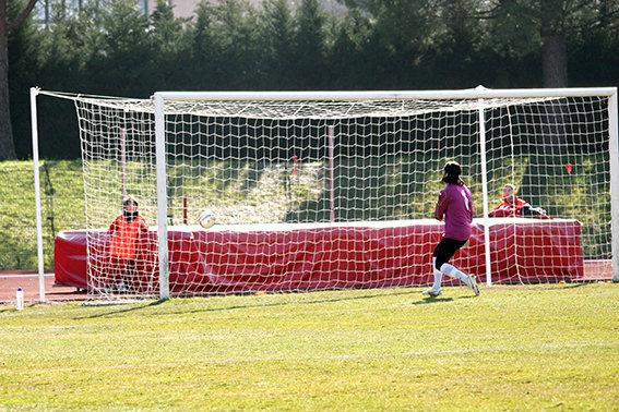 Il gol di Mario Orta
