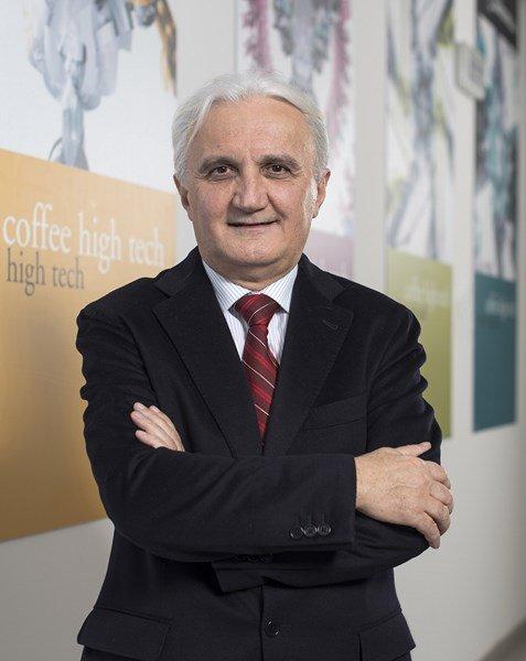 Nando Ottavi, presidente di Confindustria Marche