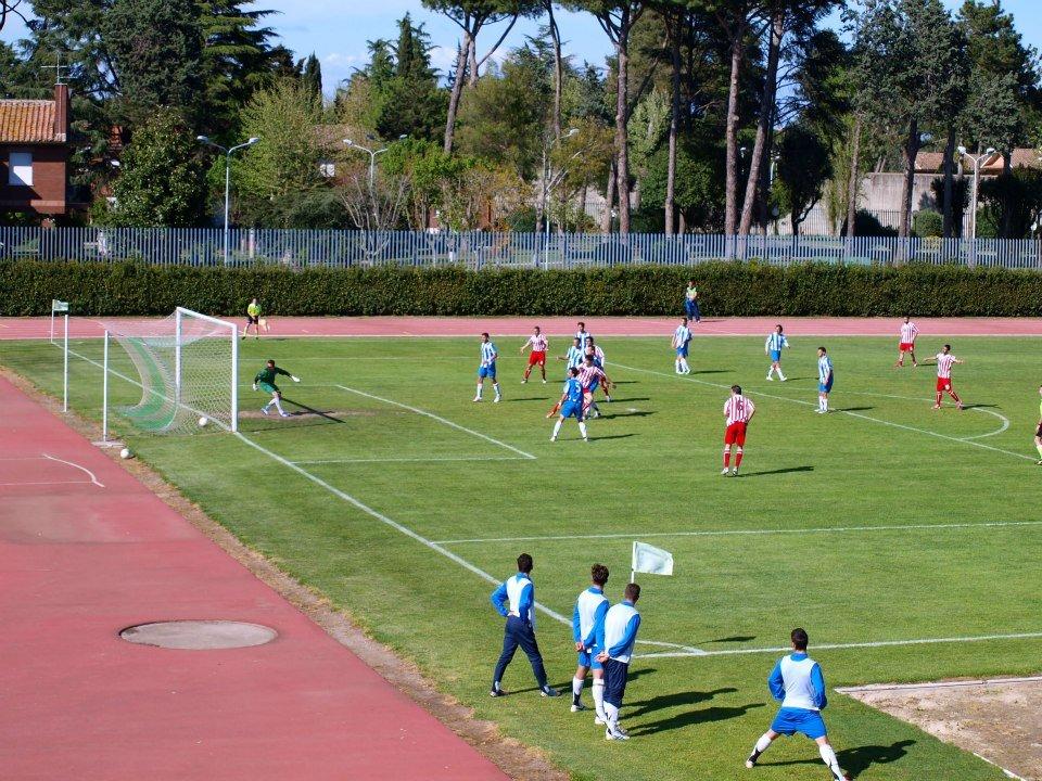 Il primo gol di Federico Melchiorri