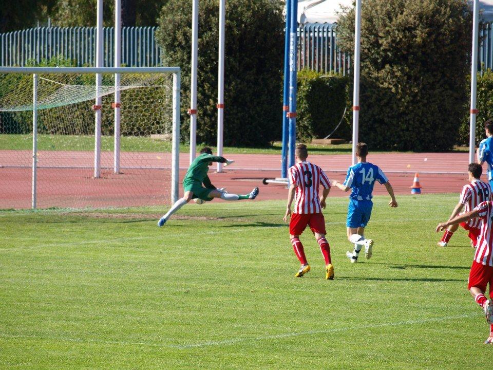 Il secondo gol della Maceratese