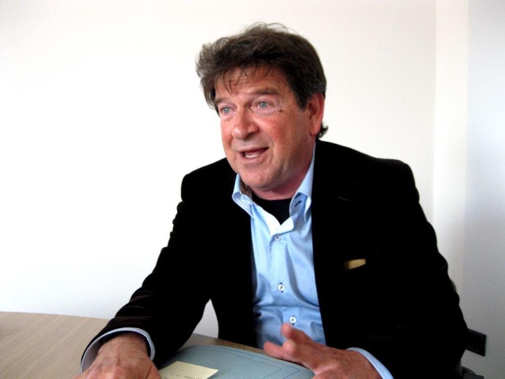 Flavio Rogani, presidente di Gas Marca