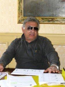 Il presidente di Farmacie comunali Carlo Centioni