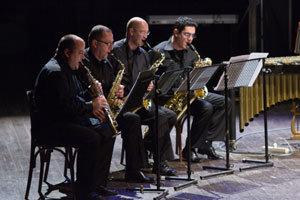 Il Quartetto Alea