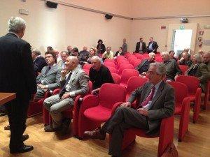 L'assemblea degli azionisti Banca Marche (foto di repertorio)