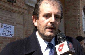 Il presidente del Consiglio comunale Ivo Costamagna