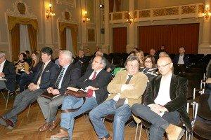 Da sinistra Aldo Benfatto, Roberto Broglia e Marco Ferracuti