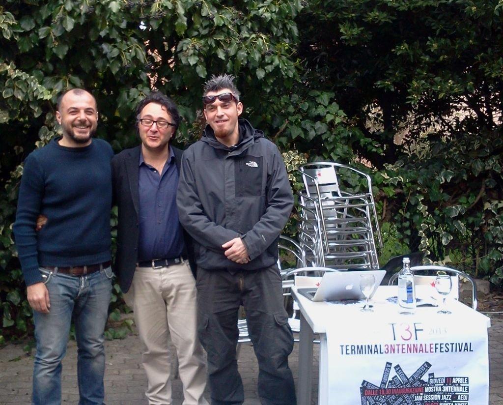Matteo Petracci, Massimiliano Bianchini e Marco Cecchetto