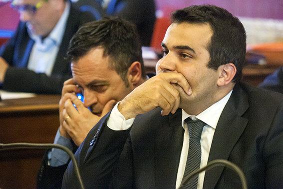 Andrea Netti, capogruppo Pd