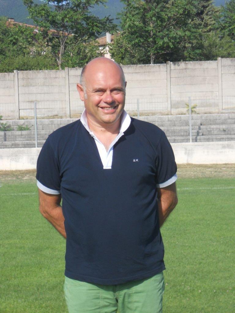 Il vicepresidente Carlo Dolce