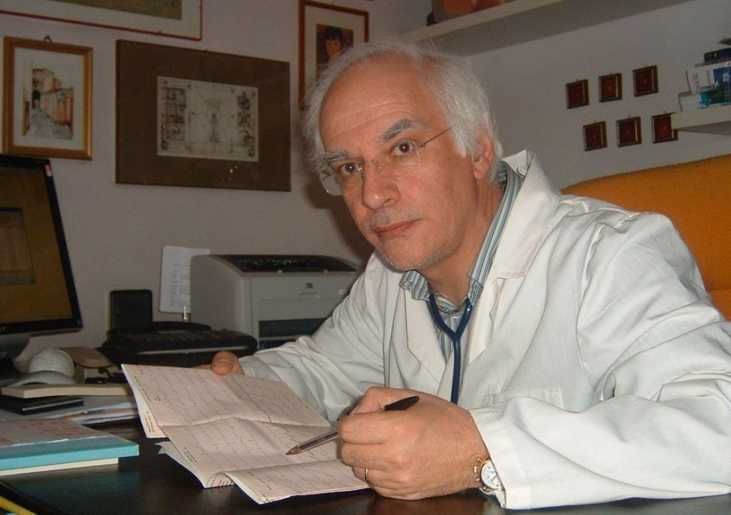 Il dottor Massimo Tombesi