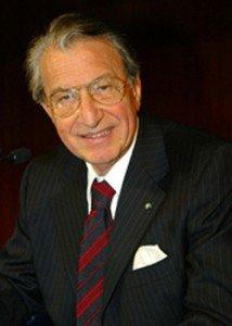 Il Presidente Franco Moschini