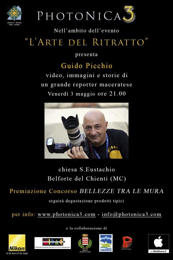 Locandina Conferenza Picchio