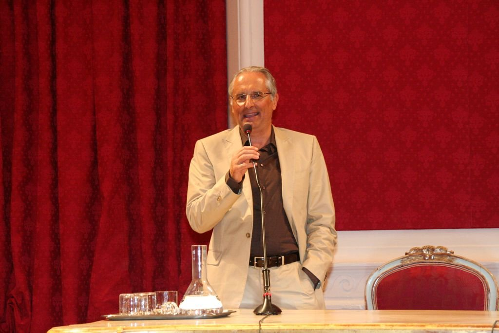 Sandrino Bertini, presidente della Recanatese
