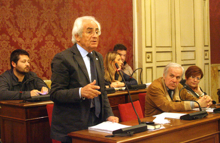Ivano Tacconi, capogruppo Udc